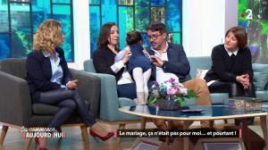 Christele Albaret dans Ça Commence Aujourd'hui - 28/03/18 - 06