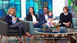 Christèle Albaret dans Ça Commence Aujourd'hui - 28/03/18 - 07