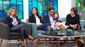 Christele Albaret dans Ça Commence Aujourd'hui - 28/03/18 - 08