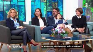 Christèle Albaret dans Ça Commence Aujourd'hui - 28/03/18 - 09