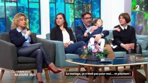 Christèle Albaret dans Ça Commence Aujourd'hui - 28/03/18 - 10