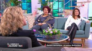 Christele Albaret et une Inconnue dans Ça Commence Aujourd'hui - 08/02/18 - 04