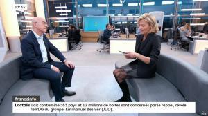 Claire Chazal dans France Info - 14/01/18 - 02