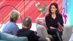 Faustine Bollaert dans Ca Commence Aujourd hui - 03/04/18 - 01