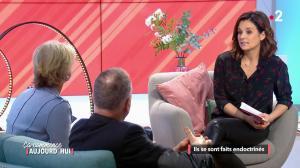 Faustine Bollaert dans Ca Commence Aujourd hui - 03/04/18 - 03