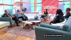 Faustine Bollaert dans Ca Commence Aujourd hui - 03/04/18 - 04