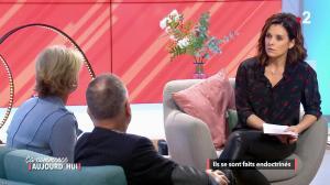 Faustine Bollaert dans Ca Commence Aujourd hui - 03/04/18 - 05
