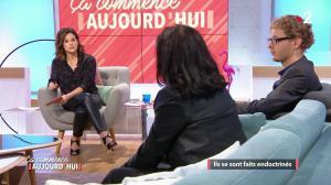 Faustine Bollaert dans Ca Commence Aujourd hui - 03/04/18 - 09