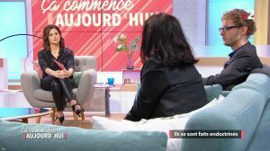 Faustine Bollaert dans Ca Commence Aujourd hui - 03/04/18 - 10