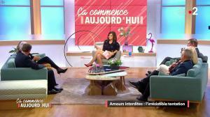 Faustine Bollaert dans Ça Commence Aujourd'hui - 05/02/18 - 08