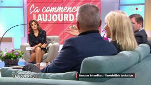Faustine Bollaert dans Ça Commence Aujourd'hui - 05/02/18 - 10