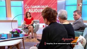 Faustine Bollaert dans Ca Commence Aujourd hui - 20/03/18 - 02