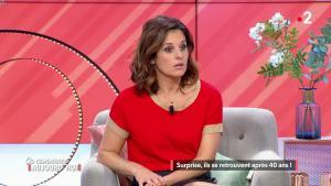 Faustine Bollaert dans Ca Commence Aujourd hui - 20/03/18 - 04