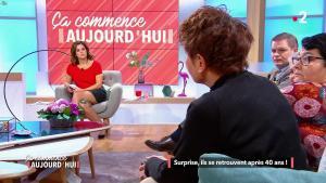 Faustine Bollaert dans Ca Commence Aujourd hui - 20/03/18 - 08
