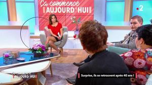 Faustine Bollaert dans Ca Commence Aujourd hui - 20/03/18 - 09