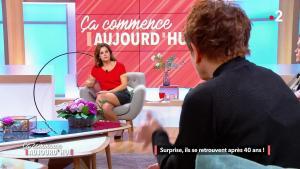 Faustine Bollaert dans Ca Commence Aujourd hui - 20/03/18 - 10
