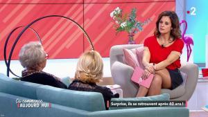 Faustine Bollaert dans Ca Commence Aujourd hui - 20/03/18 - 12