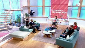Faustine Bollaert dans Ça Commence Aujourd'hui - 22/03/18 - 01