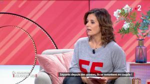 Faustine Bollaert dans Ça Commence Aujourd'hui - 22/03/18 - 14
