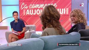 Faustine Bollaert dans Ça Commence Aujourd'hui - 26/02/18 - 03