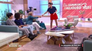 Faustine Bollaert dans Ça Commence Aujourd'hui - 26/02/18 - 05