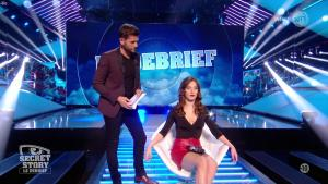 Julie dans Secret Story, le Débrief - 22/09/17 - 11