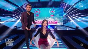 Julie dans Secret Story, le Débrief - 22/09/17 - 12
