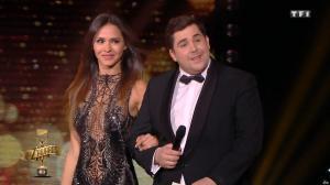 Leïla Ben Khalifa dans les Z Awards - 13/01/17 - 01