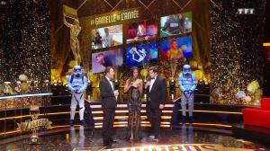 Leïla Ben Khalifa dans les Z Awards - 13/01/17 - 02