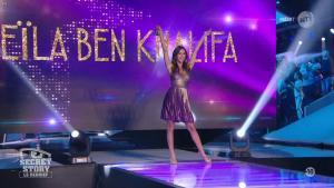 Leïla Ben Khalifa dans Secret Story, le Débrief - 03/10/17 - 01