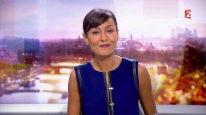Leïla Kaddou Boudadi au 20h - 05/08/17 - 01
