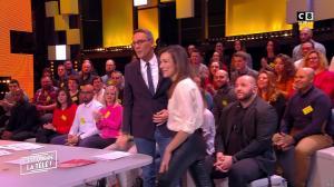 Marie Ange Casalta dans c'est Que de la Télé - 12/01/18 - 01