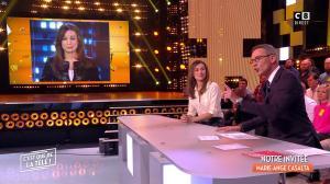 Marie Ange Casalta dans c'est Que de la Télé - 12/01/18 - 03