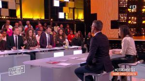 Marie Ange Casalta dans c'est Que de la Télé - 12/01/18 - 04