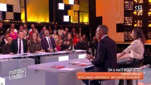 Marie Ange Casalta dans c'est Que de la Télé - 12/01/18 - 07