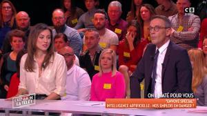 Marie Ange Casalta dans c'est Que de la Télé - 12/01/18 - 08