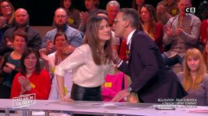 Marie Ange Casalta dans c'est Que de la Télé - 12/01/18 - 09