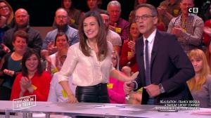 Marie Ange Casalta dans c'est Que de la Télé - 12/01/18 - 10
