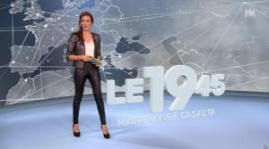 Marie Ange Casalta dans le 19-45 - 31/12/17 - 01