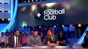 Marie Portolano dans Canal Football Club - 01/10/17 - 08