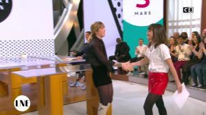 Mathilde Terrier dans la Nouvelle Edition - 03/03/17 - 02