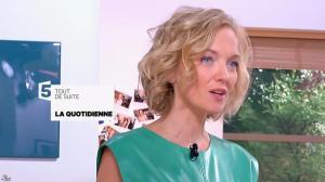 Maya Lauqué, La Quotidienne et intro dans  06