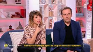 Mélanie Taravant dans la Quotidienne - 14/11/16 - 03