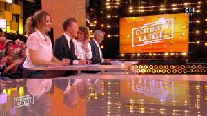 Stéphanie Loire dans c'est Que de la Télé - 12/02/18 - 02