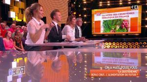 Stéphanie Loire dans c'est Que de la Télé - 12/02/18 - 03