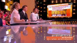Stéphanie Loire dans c'est Que de la Télé - 12/02/18 - 04