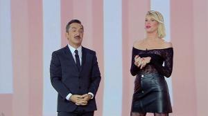 Alessia Marcuzzi dans le Iene - 17/12/19 - 02