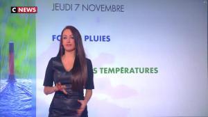 Alexandra Blanc à la Météo - 07/11/19 - 01