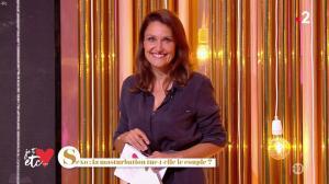 Alexandra Hubin dans Je t'aime, etc. - 01/10/19 - 06