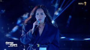 Amel Bent dans Danse avec les Stars - 19/10/19 - 01